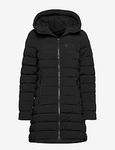 Arabella W Coat - down jackets - black