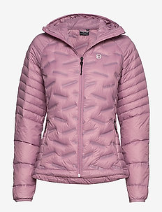 Lara W Liner - down jackets - rose