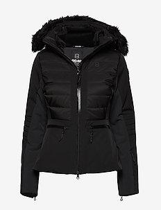 Cristal Jacket - untuvatakit - black
