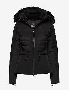 Cristal Jacket - dunjakker - black
