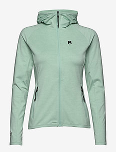 Peach W Sweat - mid layer jackets - mint