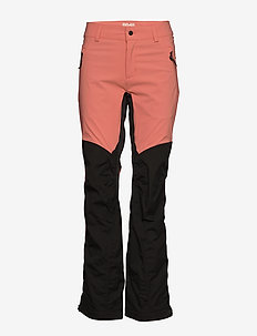 Mission W Pant - outdoorbukser - coral