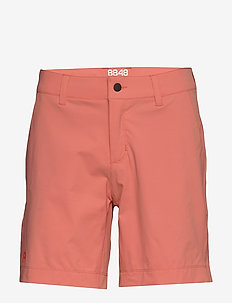 Eala W Shorts - outdoor shorts - coral