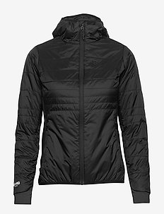 Theresia W Primaloft - insulated jackets - black