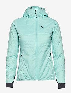 Theresia W Primaloft - insulated jackets - mint
