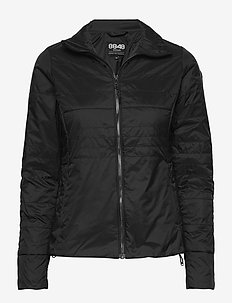 Mya W Jacket - thermojacken - black