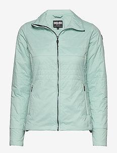 Mya W Jacket - insulated jackets - mint
