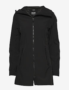 Zoe W Jacket - outdoor- & regenjacken - black