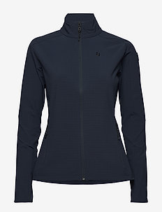 Dobbie W Jacket - outdoor- & regenjacken - indigo