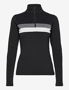 Lexie W Sweat - sweatshirts - black