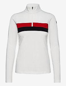 Lexie W Sweat - sweatshirts - blanc