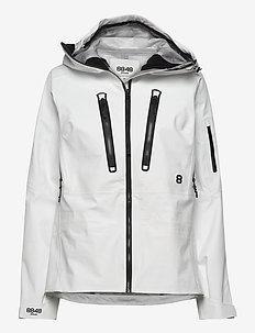 Pow W Jacket - skijakker - blanc