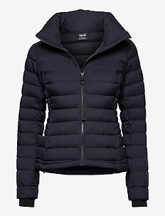 Savannah W Jacket - dunjackor - navy
