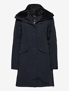 Nendaz W Jacket - insulated jackets - navy