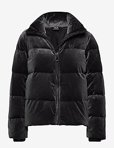 Madina W Jacket - down jackets - black