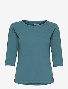 Dandilon W Tee - bluzki z długim rękawem - airforce blue
