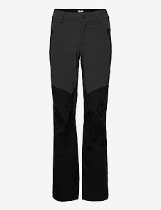 Mission W Pant - friluftsbyxor - charcoal