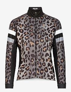 Cherie W Jacket - veste sport - leopard