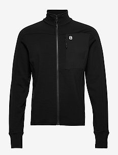 Bathurst Sweat - mid layer jackets - black