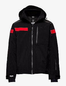 Aston Jacket - insulated jackets - black