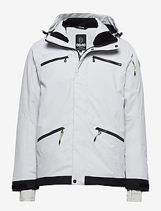 Fairbank Jacket - ski jackets - lt grey