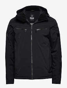 Hayride Jacket - ski jackets - black