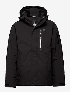 Castor Jacket - shell jackets - black