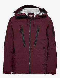 Gansu Jacket - AMARONE