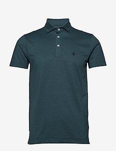 Rocks Polo Shirt - REFLECTING POND