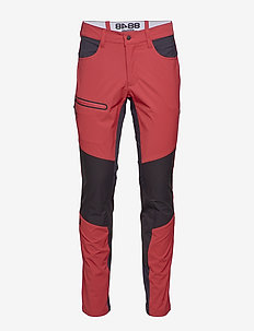 Ketchum Pants - friluftsbyxor - aroma red