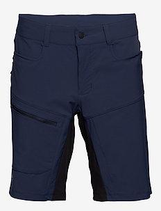 Montafon Shorts - outdoor shorts - indigo