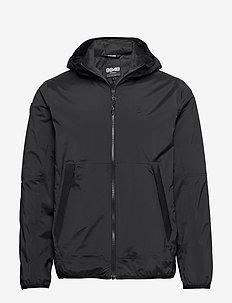 Navis Jacket - jakker og regnjakker - black