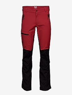 Nordic Civetta Pant - outdoor pants - aroma red
