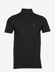 Tersus Polo Shirt - pikeer - charcoal
