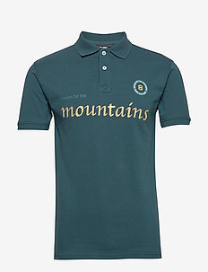 Montis Polo Shirt - paidat - reflecting pond