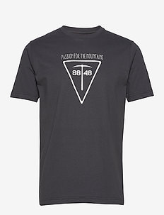 Climber Tee - t-shirts - charcoal