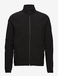 Crevice Jacket - BLACK
