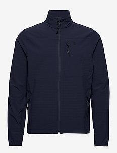 Crevice Jacket - outdoor & rain jackets - indigo