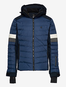 Cimson Jacket - kurtki narciarskie - peony