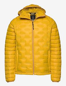 Convert Jacket - kurtki puchowe - mustard