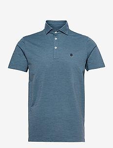 Rocks Polo Shirt - paidat - airforce blue