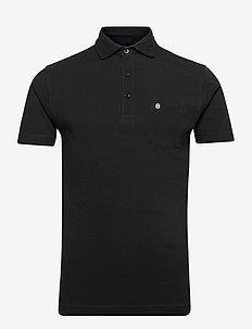 Tersus Polo Shirt - paidat - black