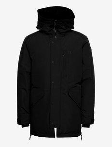 Caesarian Parka - vestes d'extérieur et de pluie - black