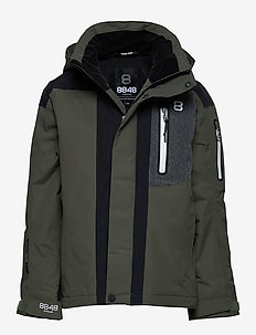 Aragon JR Jacket - shell jacket - turtle