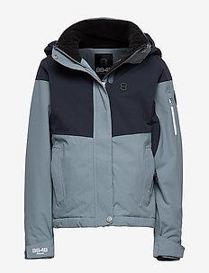 Florina JR Jacket - winter jacket - pearl blue