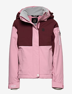 Florina JR Jacket - winter jacket - rose