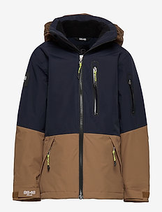 Kaman JR Jacket - winter jacket - bronze