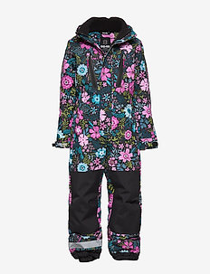 Karel Minior suit - snowsuit - flower
