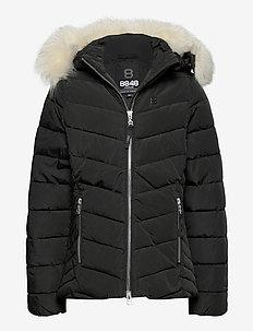 Vera JR Jacket - boblejakker og fôrede jakker - black