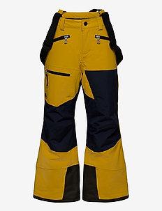 Cody JR Pant - skibroeken - mustard